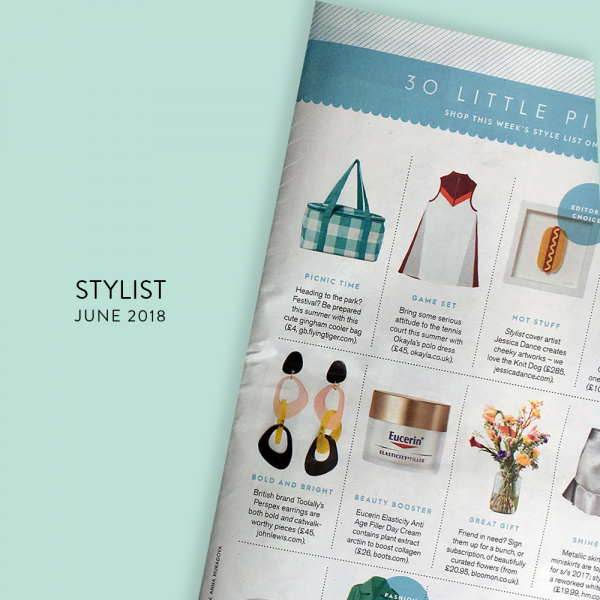 STYLIST - JUNE 2017 | Wobble, Blush - Toolally