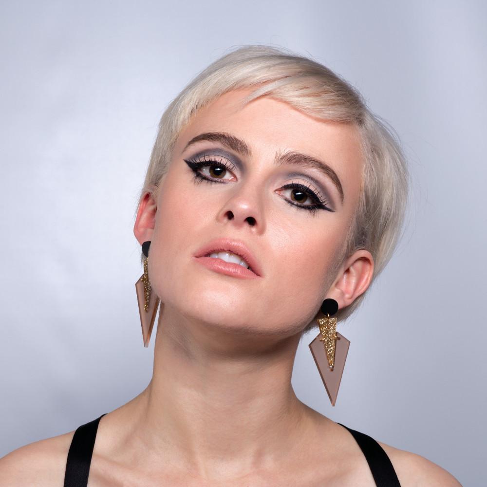 toolally_art_deco_drops_nude_earrings