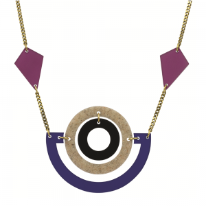 Toolally Statement Necklaces - Boatman Sapphire