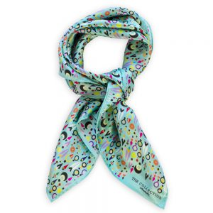 The Collection Scarf - Light Blue