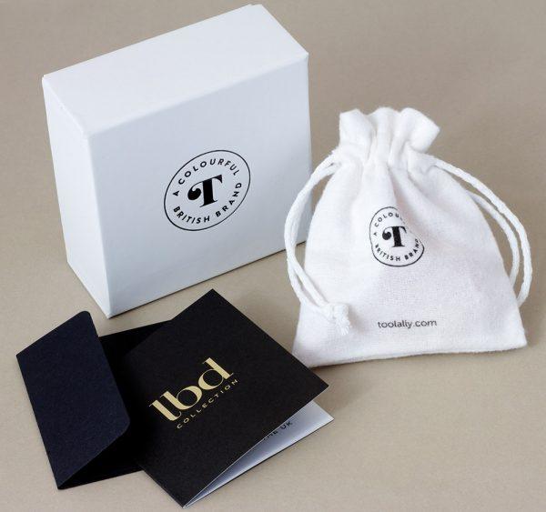 Toolally LBD - Box, Bag & Card