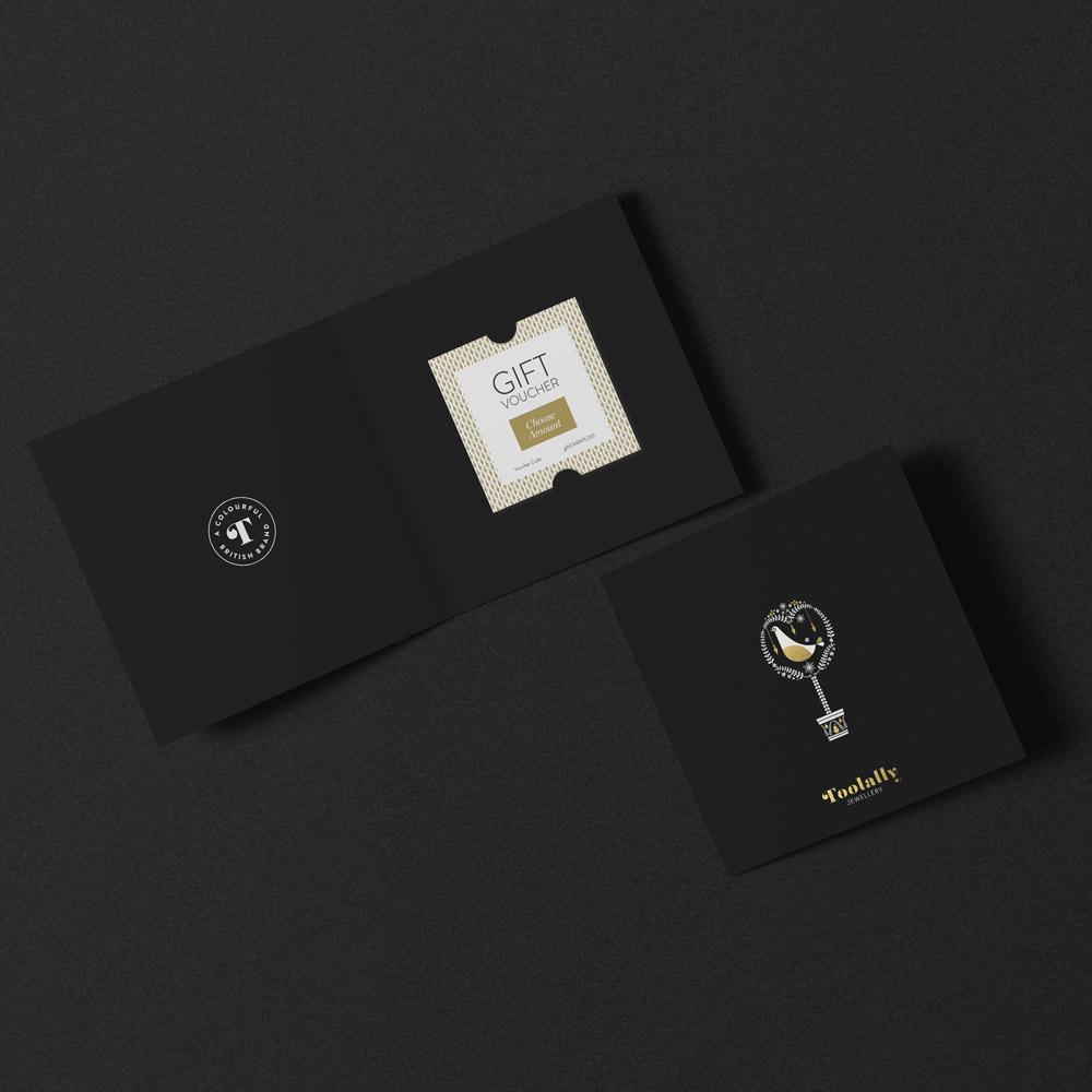 Toolally Gift Voucher & Card