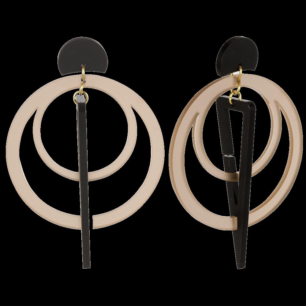 Sundials, Black & Nude - Toolally
