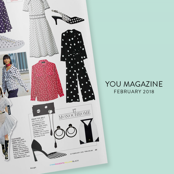 YOU MAG - FEB 2018 | LBD Hoops - Toolally