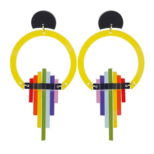 Toolally_Rainbow_Hoops_Yellow