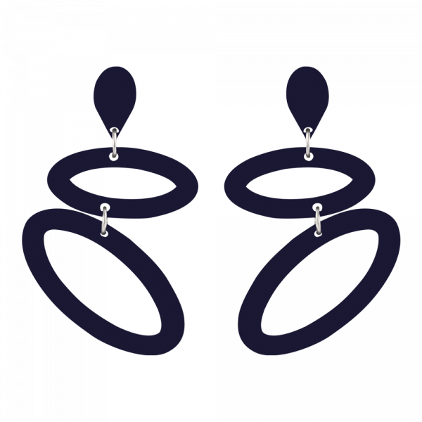 toolally_Ellipses_navy_earring_product