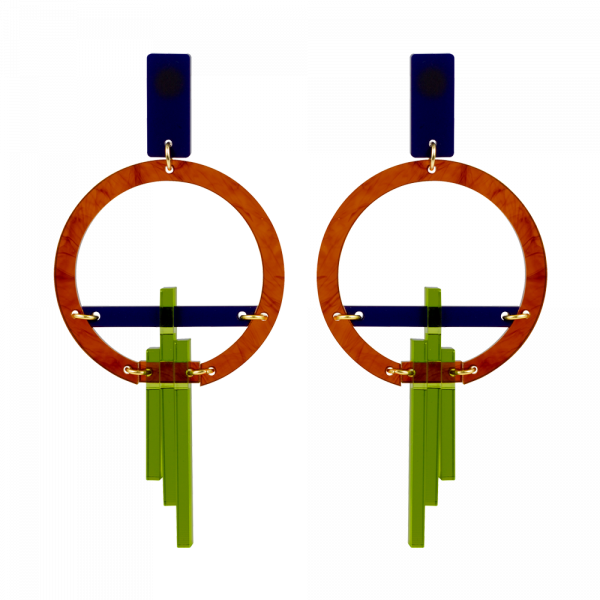 Toolally_Luxe_Hoop Drops_Tortoiseshell_earring_product