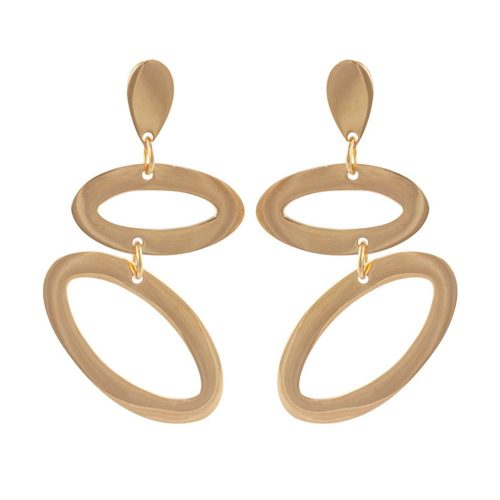 Ellipses Metal_Rose Gold