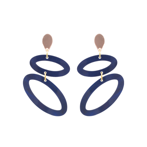 toolally_luxe_Ellipses_navy_earring_product