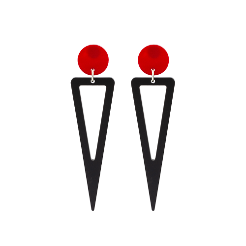 toolally_luxe_ice_drop_red_earring_product