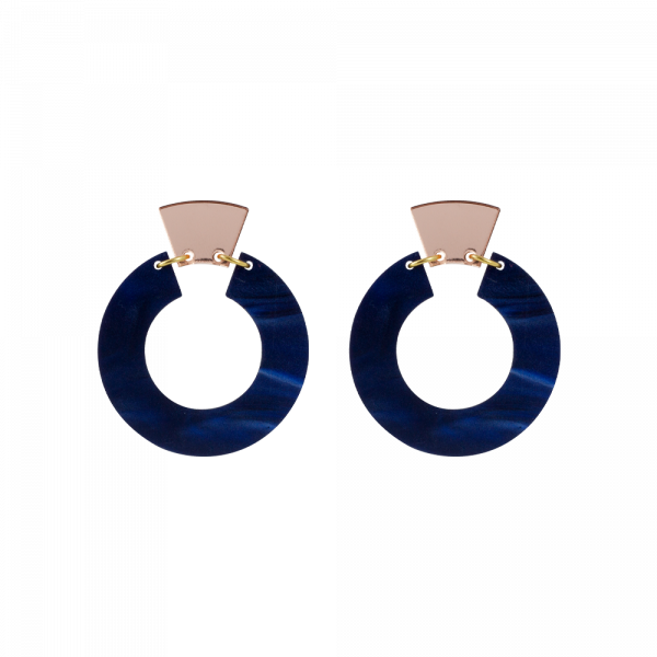 toolally_luxe_petite_shift_hoop_navy_earring_product