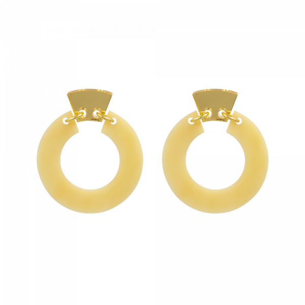toolally_luxe_petite_shift_hoop_cream_earring_product