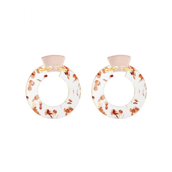 Toolally_Petite_Shift_Hoops_Rose_Gold