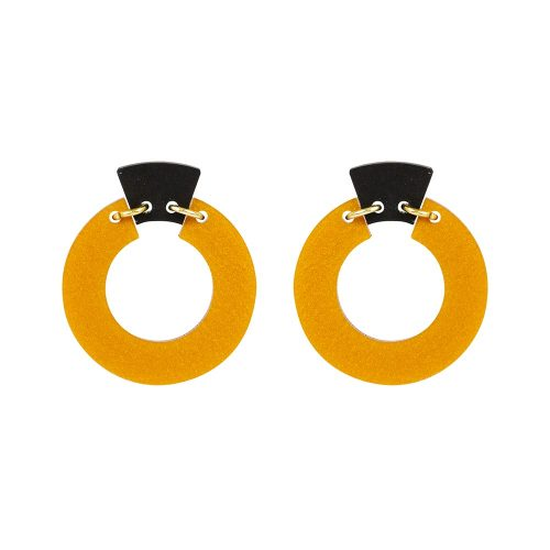 Toolally_Petite_Shift_Hoops_Royal_Gold