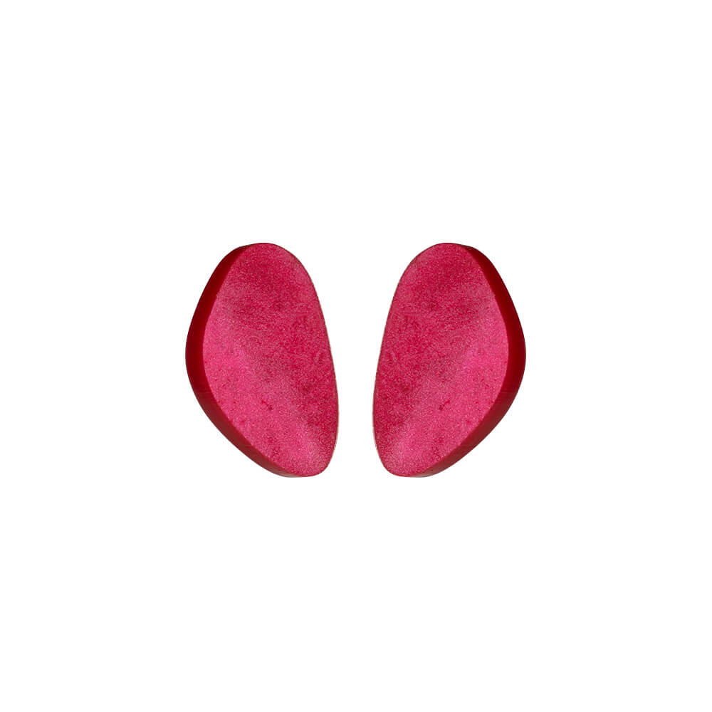 Toolally Everyday Pebbles in Cerise Marble