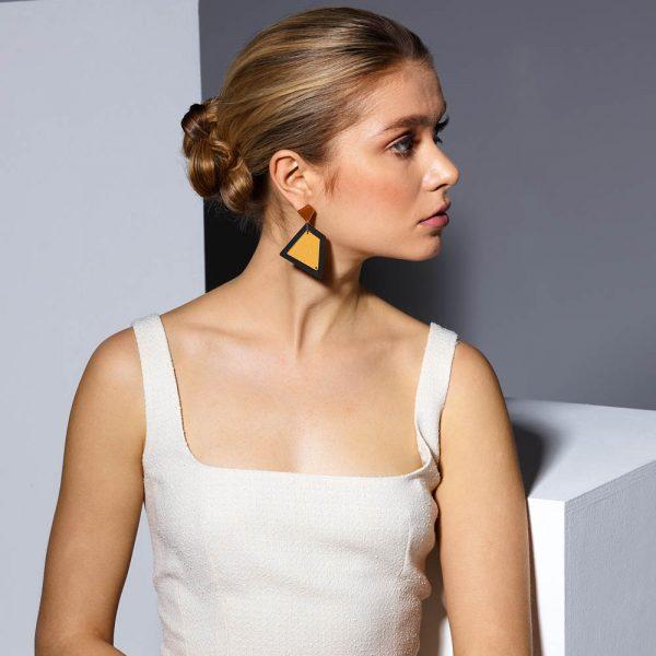 Kat_Maconie_Toolally_Heels_Gold_earring_lifestyle