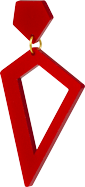 toolally_Kites_Royal_Red_Angled_earring_app