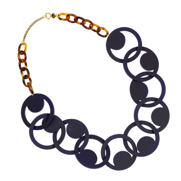 Toolally_Denan_Necklace_Navy_Product_Image