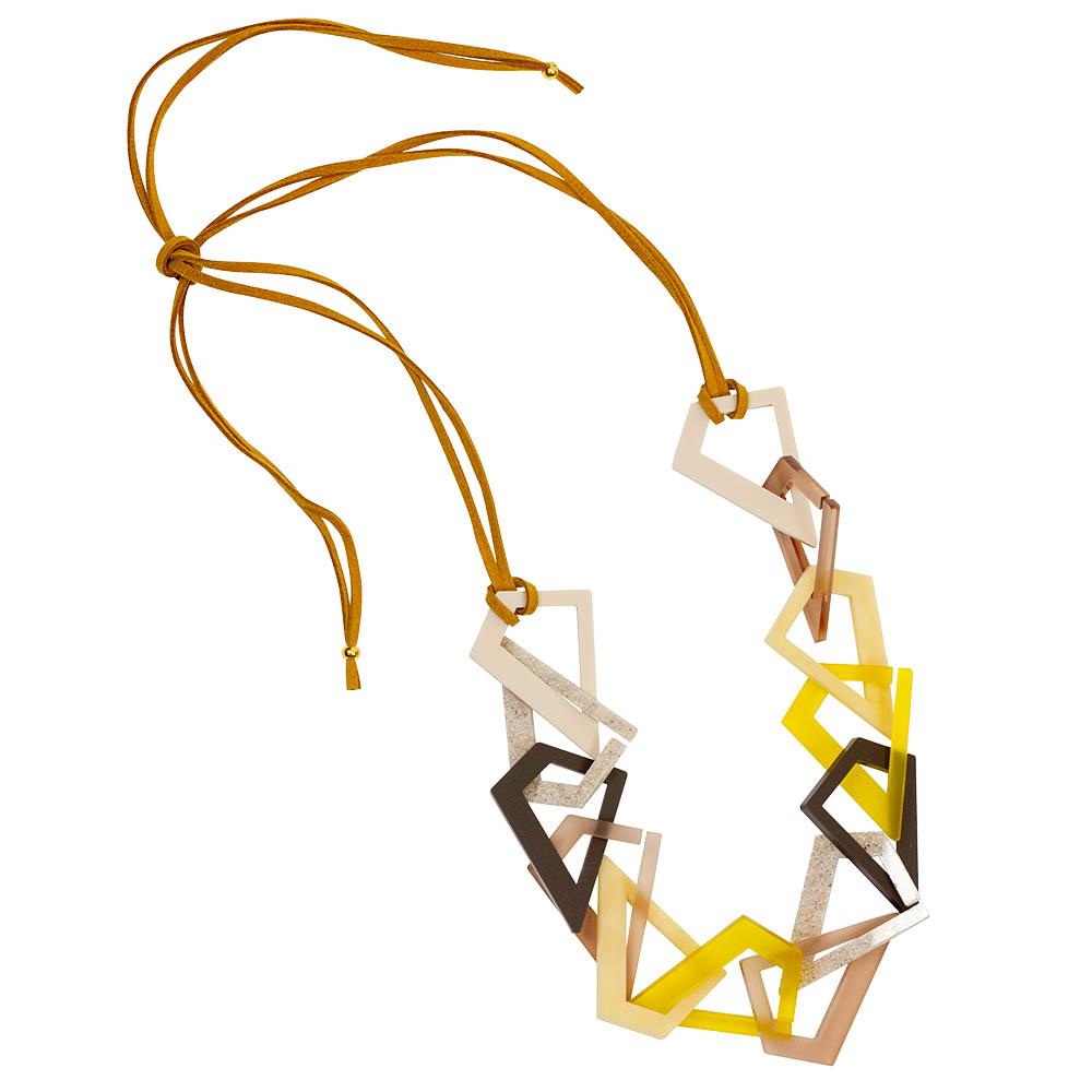 Toolally_Kites_Necklace_Yellow