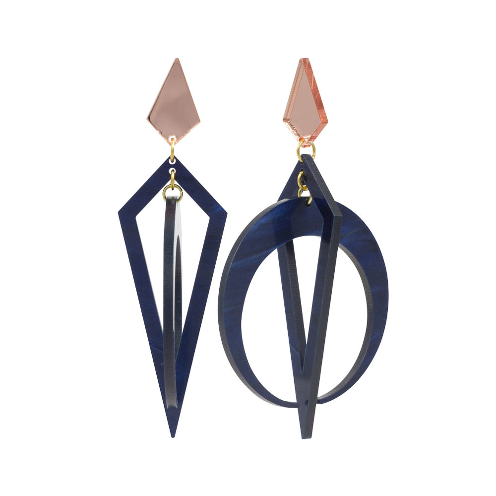 Toolally_Crescent_Hoops_Navy_Pearl