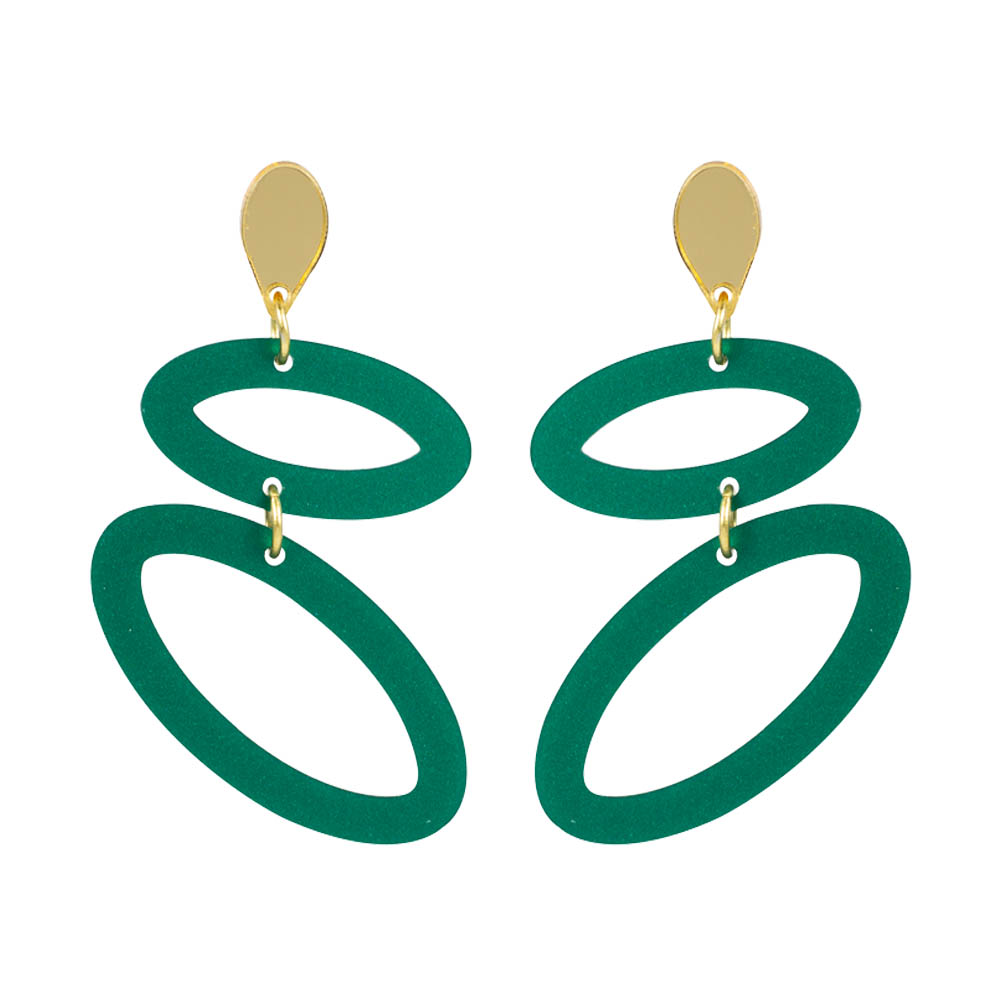 Toolally_Ellipses_Royal_Green