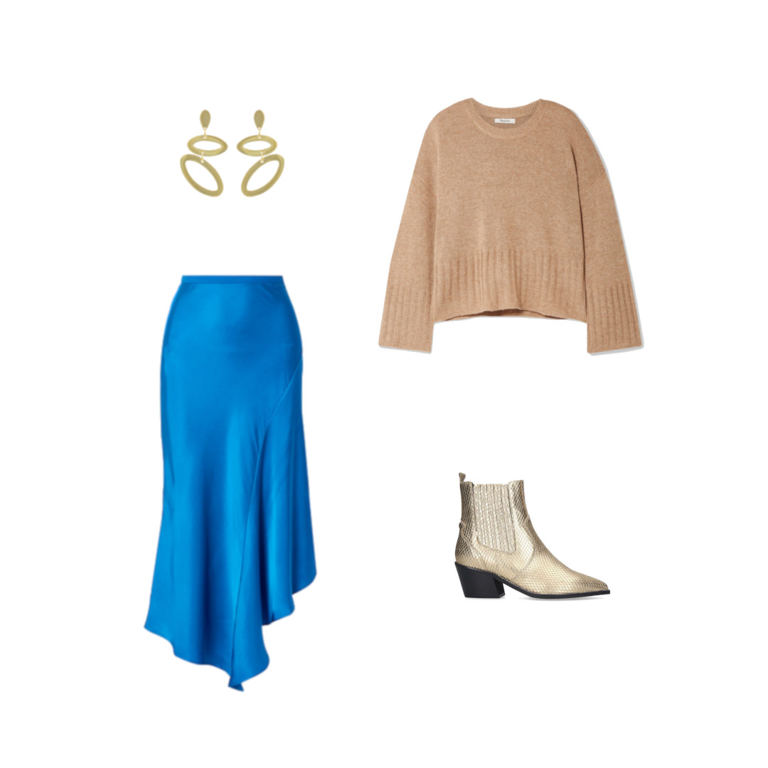 Toolally_Festive_Style_Guide_Carvela_boots_Madewell_jumper_ANINE_BING_skirt