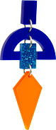 Toolally_Half_Moon_Drops_in_Mandarin_and_Blue_Glitter