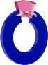 Toolally_Petite_Shift_Hoops_in_Royal_Blue