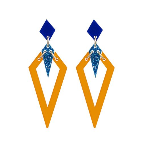 Toolally_Arrowheads_in_Mandarin_and_Blue_Glitter