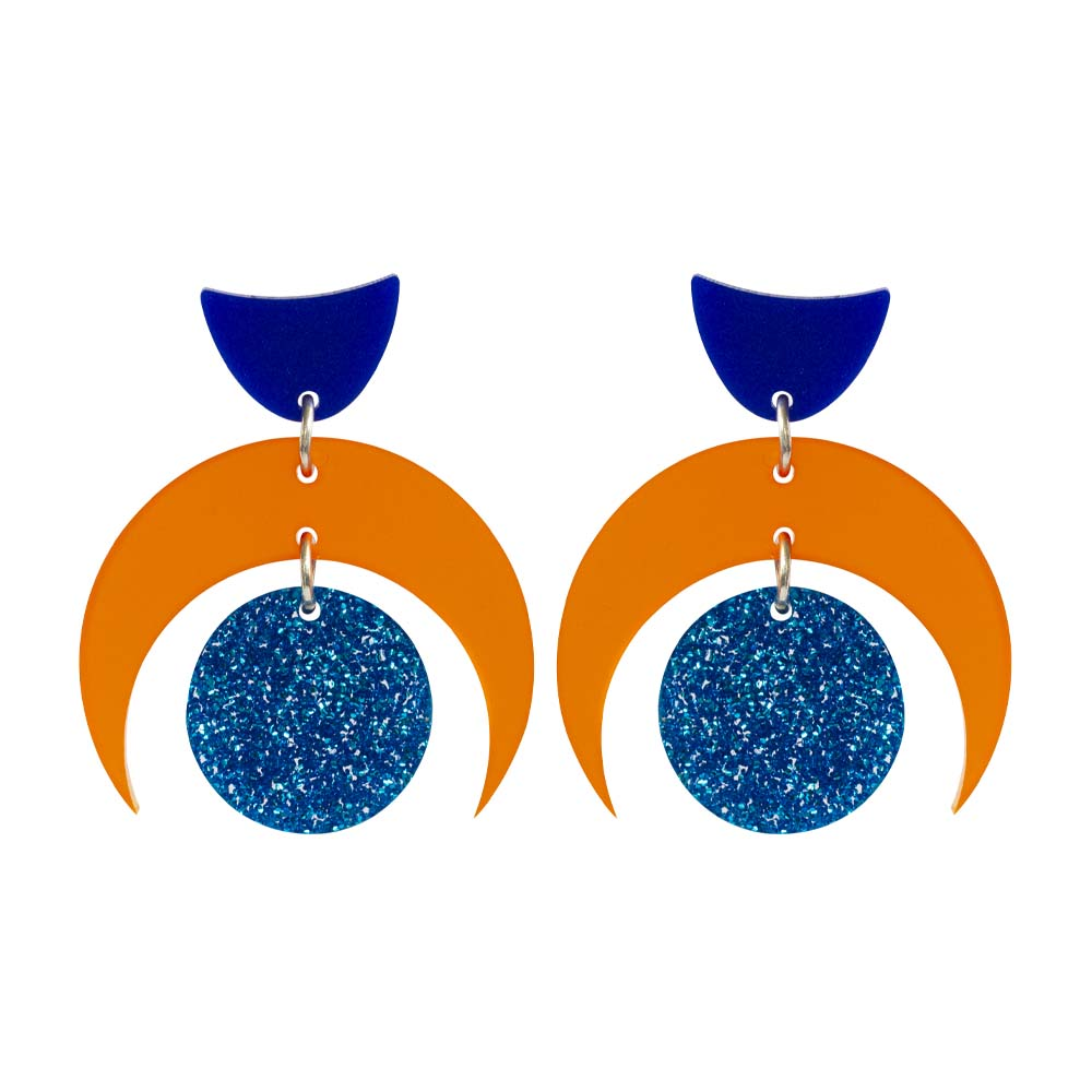 Toolally_Crescent_Orbs_in_Mandarin_Blue_Glitter_product