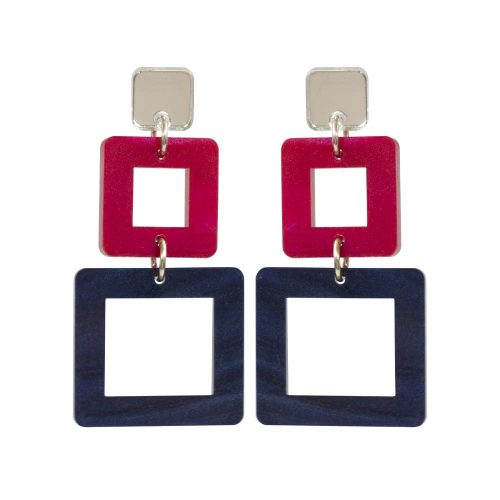 Toolally_Cubes_in_Navy_Pearl_and_Red_Marble