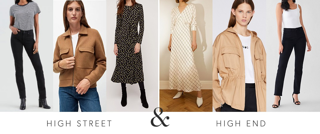 High Street to High End: Sustainable brands we love