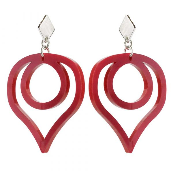 toolally_heart_nouveau_earrings_in_cerise