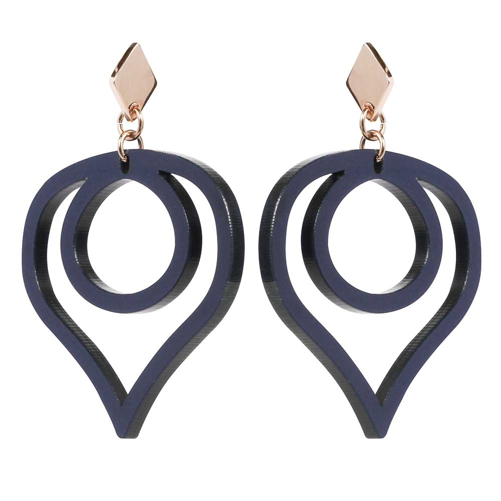toolally_heart_nouveas_earring_in_navy_rose_gold