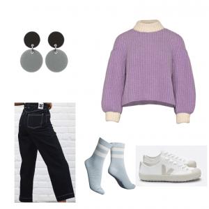 Lauren Bravos Sustainable Style Guide Look 3