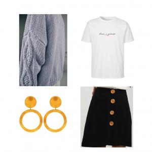 Lauren Bravos Sustainable Style Guide Look 1