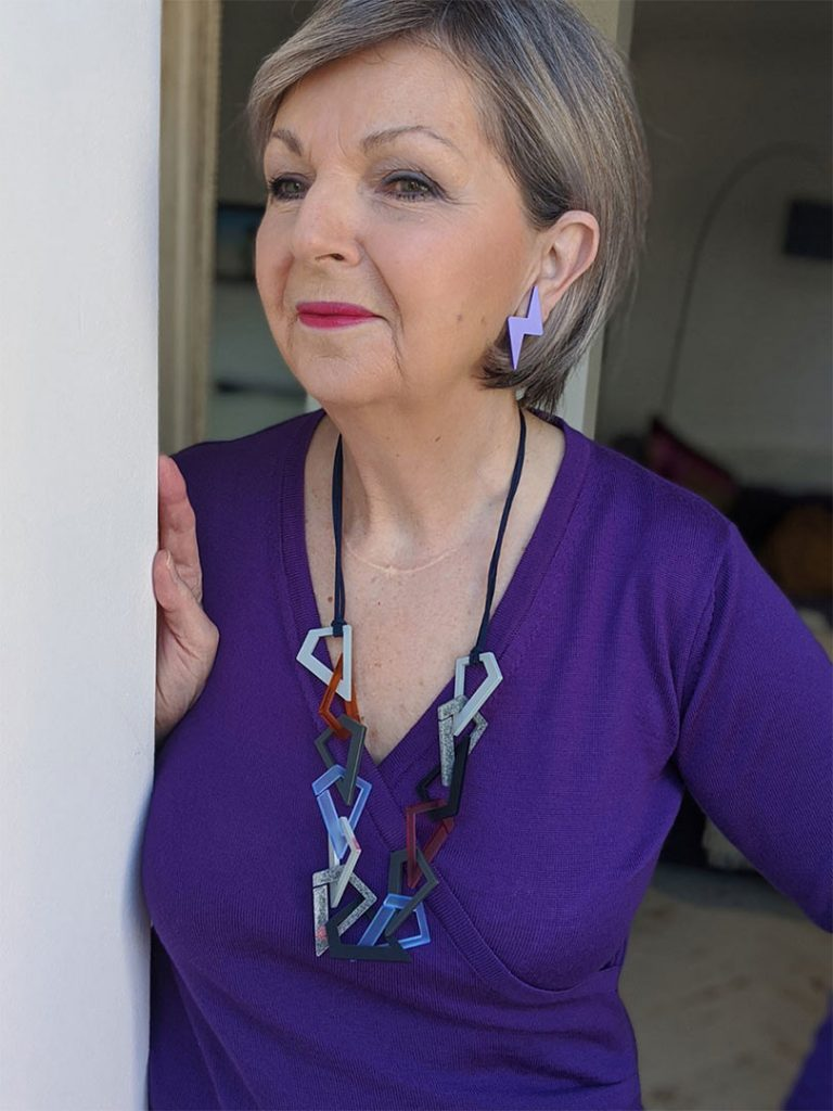Look_fab_forever_Tricia_Cusden_in_Bolt_earrings_and_Kite_necklace