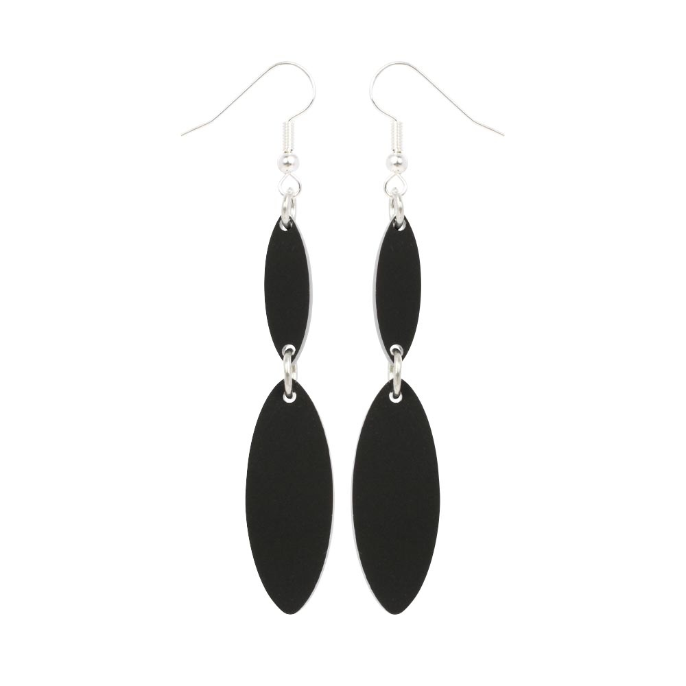 Toolally_Recycled_18_black_earring