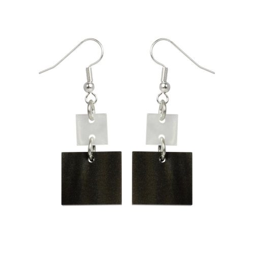 Toolally_Recycled_27_smokey_marble_white_marble_earring