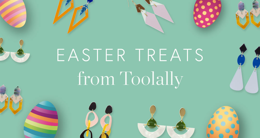Easter Treats from Toolally blog