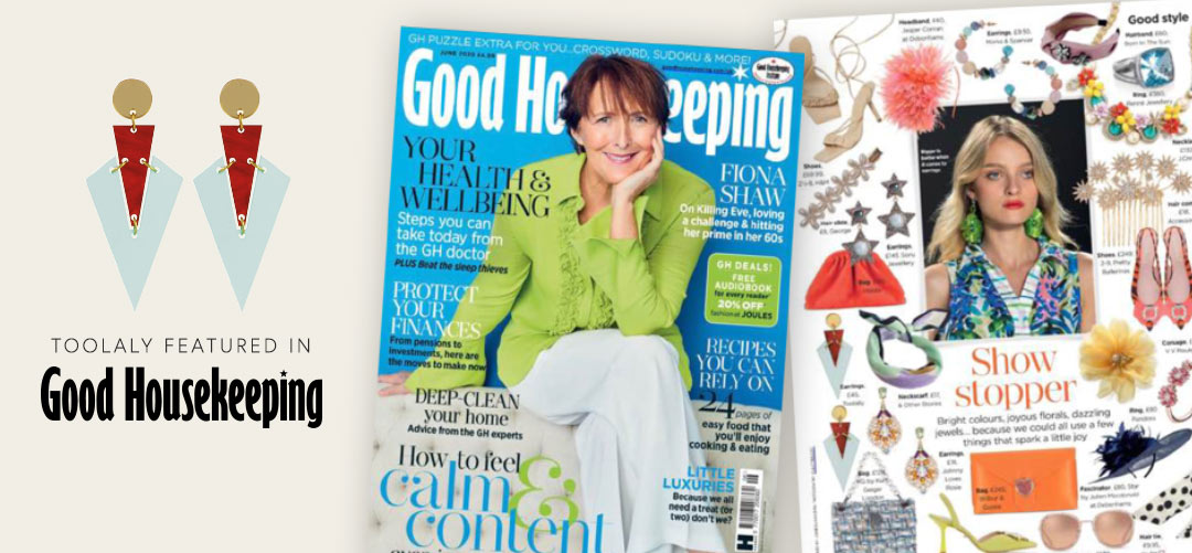 Toolally Featured in Good Housekeeping 2