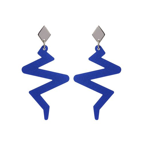 Toolally Beats Earrings Blue Product Image