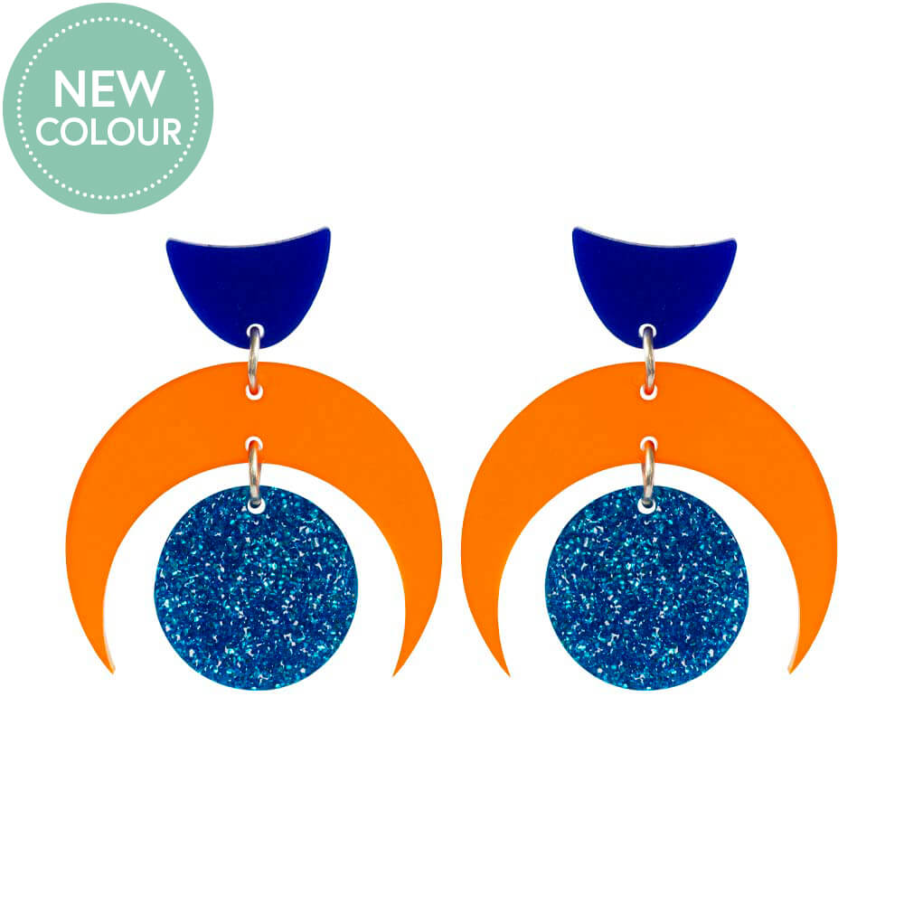 Toolally Crescent Orbs Orange Product