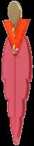 Toolally Mini Kingfishers in Raspberry App Image