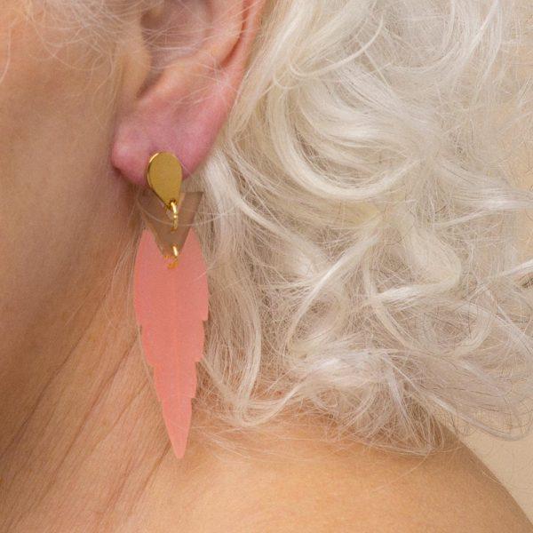 Toolally mini kingfishers pink lifestyle