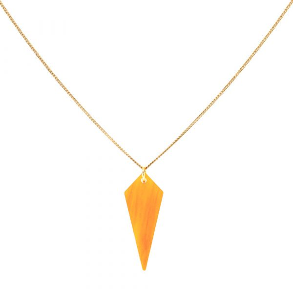 Shards Necklace - Mica