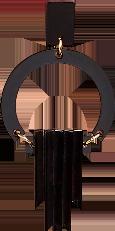 Toolally Art Deco Chandeliers Black App Image