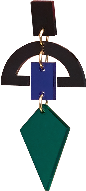 Toolally Half Moon Drops Emerald App Image