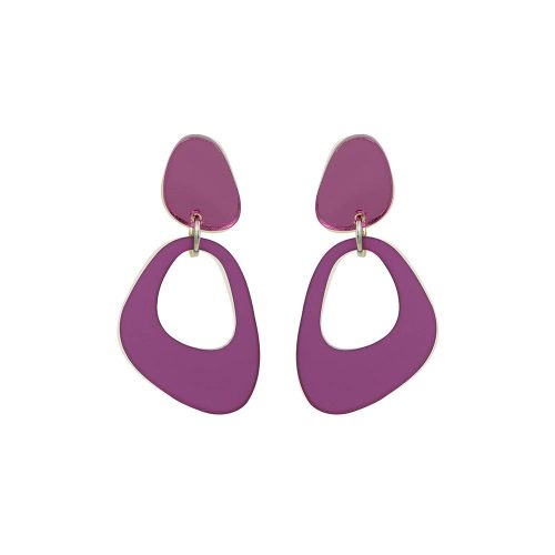 Toolally Pebble Drops Plum Product Image