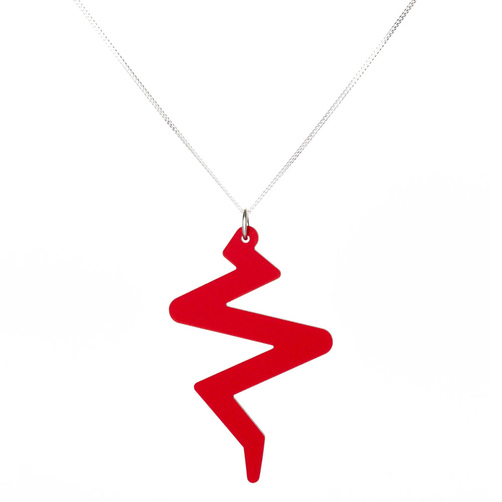 Toolally_Beats_Necklace_Royal_Red